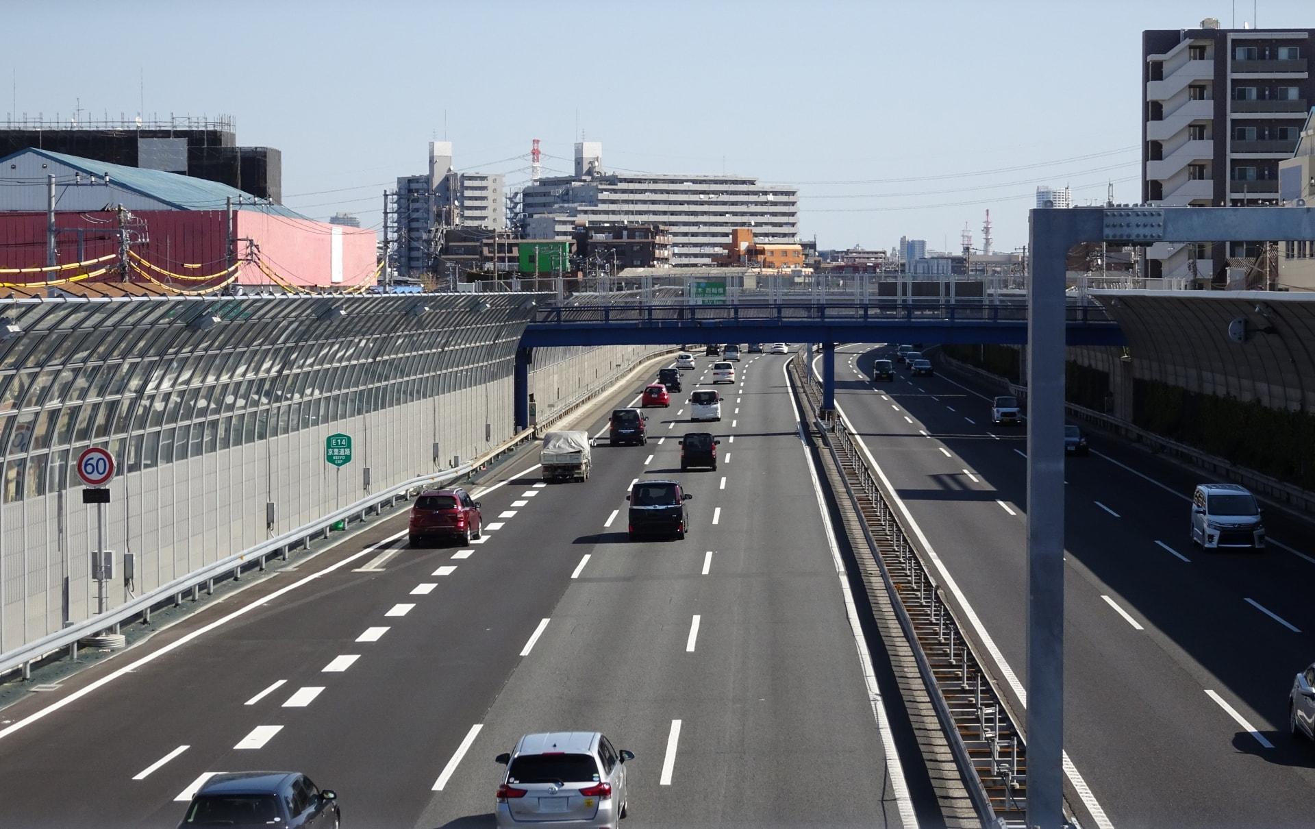 都市高速のイメージ