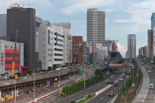 北大阪急行延伸の画像