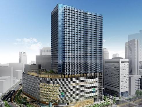 大阪梅田ツインタワーズ・サウスの画像