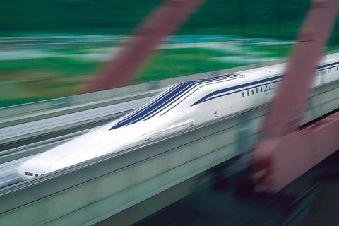 リニア中央新幹線の画像