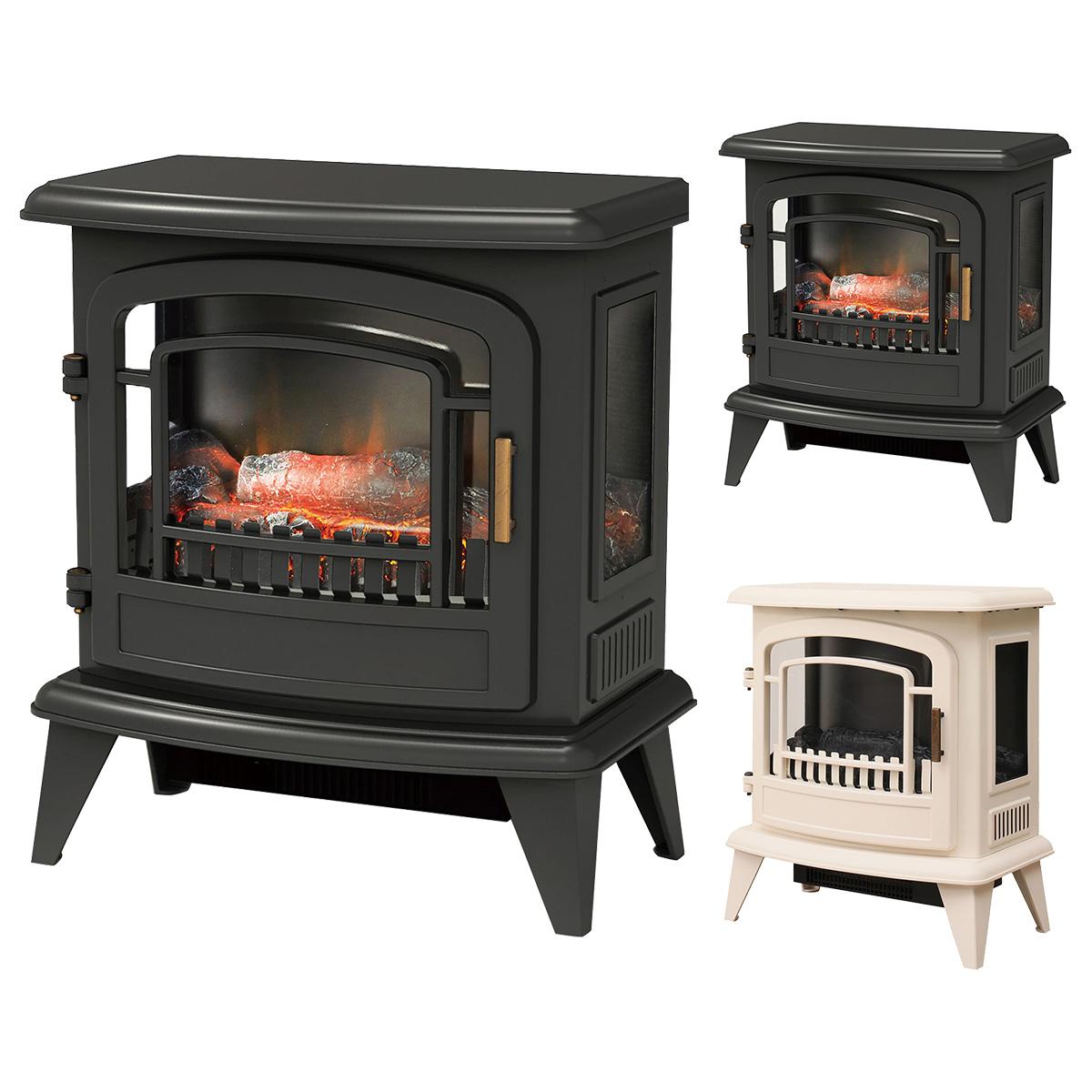 暖炉型ヒーターの画像