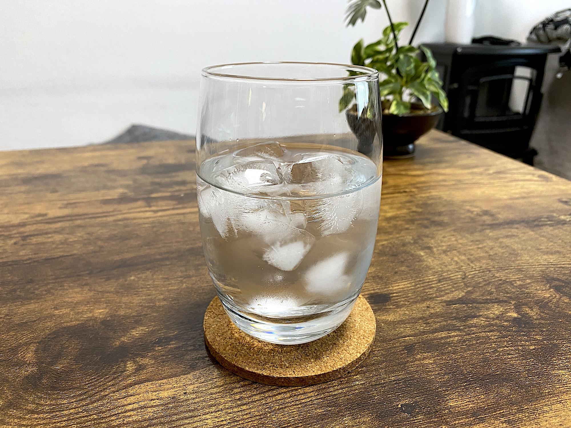 ブリタ「リクエリ」のお水